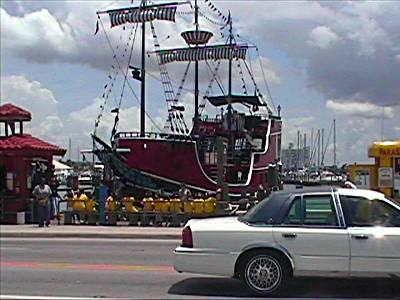 Clearwater Beach Activities, Florida