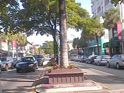 Los Olas Boulevard, Fort Lauderdale, Florida