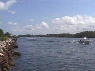 Intercoastal Waterway, Fort Lauderdale, Florida