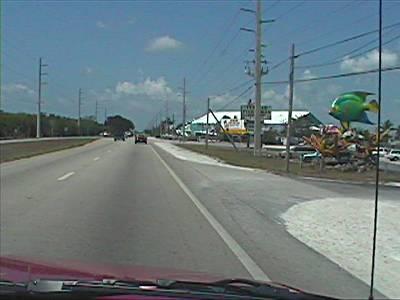 Upper Florida Keys Drive