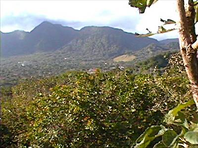 El Valle , Country of Panama