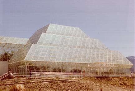 Biosphere II, Arizona