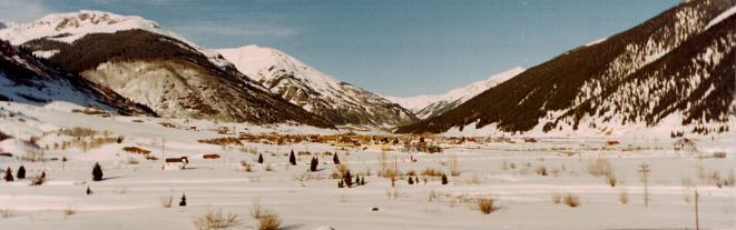 Mountain bypass, Colorado