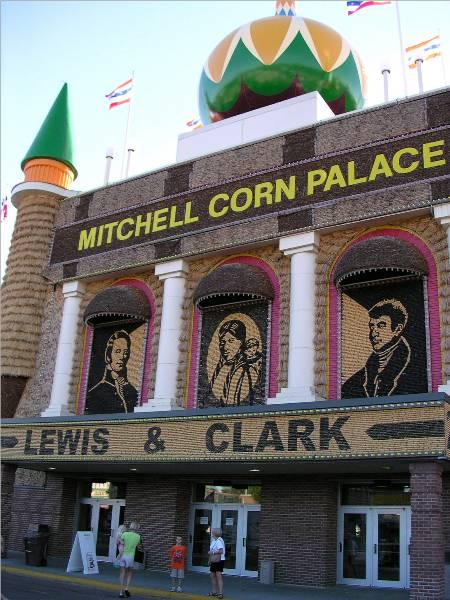 Corn Palace - Mitchell, South Dakota